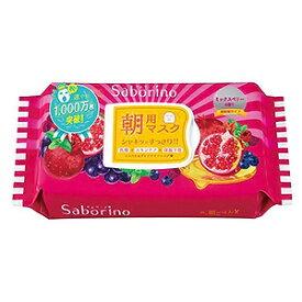 サボリーノ 目ざまシート 完熟果実の高保湿タイプ 28枚入