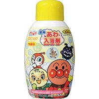 バンダイ アンパンマン 薬用 あわ入浴剤 ボトルタイプ 300ml