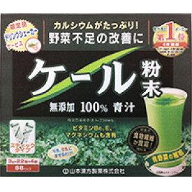 山本漢方 特大 ケール青汁粉末(スティックタイプ)3g×88包(大容量)