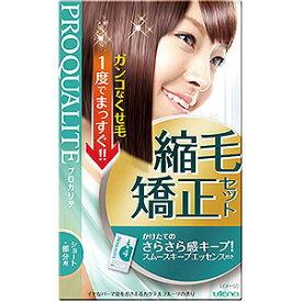 プロカリテ 縮毛矯正セット ショート・部分用 【医薬部外品】
