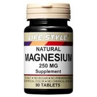 ライフスタイル マグネシウム 250mg 90粒(90日分) あす楽対応