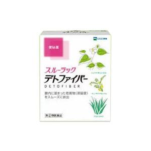 【第(2)類医薬品】 スルーラック デトファイバー 30包 エスエス製薬