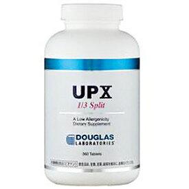 ダグラスラボラトリーズ UPX(10) 1/3 スプリット 360錠 200754-360 あす楽対応