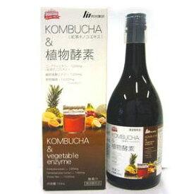 KOMBUCHA&植物酵素 720mL 明治薬品