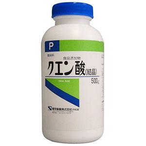 ケンエー クエン酸(結晶) P 500g