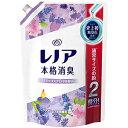 レノア 本格消臭 柔軟剤 (リラックスアロマの香り)つめかえ用 特大サイズ(910mL)