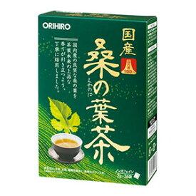 オリヒロ 国産桑の葉茶100% (2g×26袋)