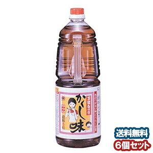 万能白つゆ かくし味 1.8L×6本入