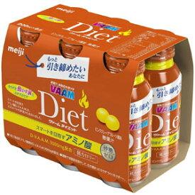 VAAM(ヴァーム) ヴァームダイエット ボトル缶(200ml×6本パック)ピンクグレープフルーツ風味