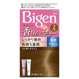 ビゲン香りのヘアカラークリーム 2(より明るいライトブラウン)