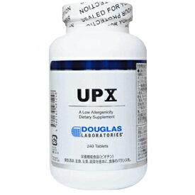 ダグラスラボラトリーズ UPX(10) 240粒 マルチビタミンミネラル 200569-240 あす楽対応
