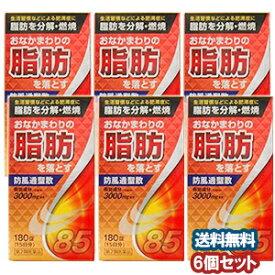 【第2類医薬品】 北日本製薬 防風通聖散料エキス錠 384錠×6個セット □ あす楽対応