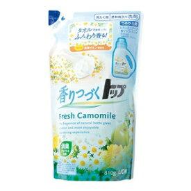 ライオン 香りつづくトップ Fresh Camomile つめかえ用 810g