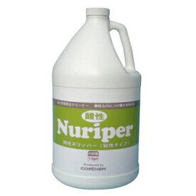 コスケム 酸性ヌリッパー 3.78L お風呂・トイレ用洗剤 あす楽対応