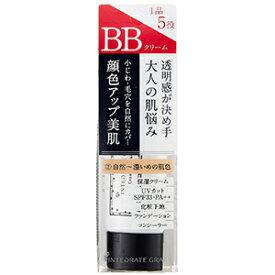 インテグレート グレイシィ エッセンスベース BB 2 自然〜濃いめの肌色 (SPF33・PA++) 40g