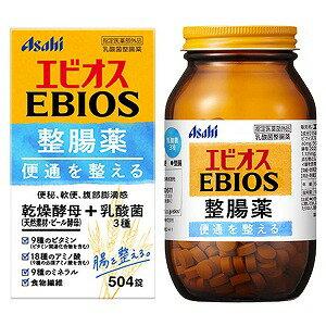 エビオス整腸薬 504錠 【指定医薬部外品】