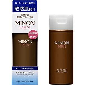 ミノン メン 薬用フェイスローション 150mL