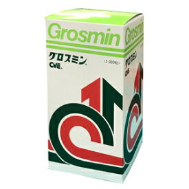 グロスミン 2000粒 クロレラ □