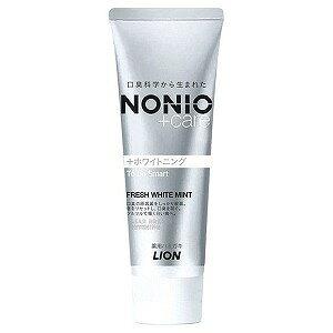 NONIO ノニオ プラスホワイトニング ハミガキ フレッシュホワイトミント香味 130g