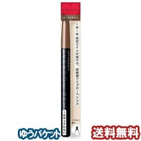 資生堂 インテグレート スリムアイブローペンシル BR641 (0.07g) メール便送料無料