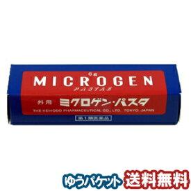 【第1類医薬品】 ミクロゲンパスタ 6g メール便送料無料