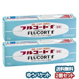 【第(2)類医薬品】 フルコートF 10g×2個セット メール便送料無料
