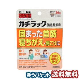 【第2類医薬品】和漢箋 ガチラック 36錠 パウチタイプ メール便送料無料