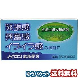 【第2類医薬品】 ノイロンホルテS 30錠 メール便送料無料