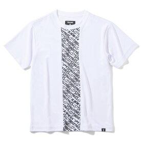 ジュニア Tシャツ ロゴグラフィック SJT200710   正規品 SPALDING スポルディング バスケットボール バスケ NBA ウェア 練習着 半袖 シャツ ジュニア キッズ