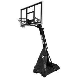 60インチ ザ・ビースト ステルス 7B1998CN | 正規品 SPALDING スポルディング バスケットボール バスケ バスケットゴール バスケゴール 屋外 家庭用 リング アクセサリー 小物