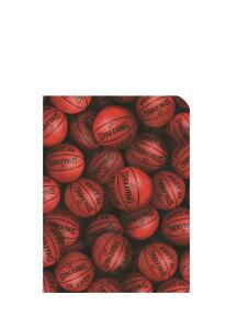 クリアファイル A4サイズ 2枚入り ブラウンボール 15-007BR | 正規品 SPALDING スポルディング バスケットボール バスケ NBA アクセサリー 小物