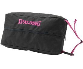 シューズケース ピンクテープ 42-002PKT | 正規品 SPALDING スポルディング バスケットボール バスケ バッグ 靴 メンズ レディース 男性 女性 ユニセックス 男女兼用