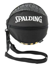 バスケットボール ボールバッグ トゥルー 49-001TR 男女兼用 SPALDING スポルディング