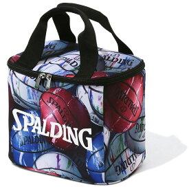 クーラーバッグ マーブルボール 50-009MB   正規品 SPALDING スポルディング バスケットボール バスケ NBA 水筒 アクセサリー 小物