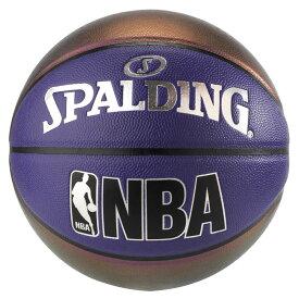 パール 合成皮革 7号球 NBAロゴ入り 76-040Z | 正規品 SPALDING スポルディング バスケットボール バスケ NBA 7号 皮 革 人工皮革 屋内 室内