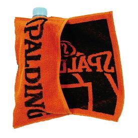 ボトルホルダータオル SAT130650   正規品 SPALDING スポルディング バスケットボール バスケ NBA タオル アクセサリー 小物 ギフト