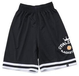 ジュニア プラクティスパンツ スポルディング SJP191610 | 正規品 SPALDING スポルディング バスケットボール バスケ NBA ウェア 練習着 パンツ ジュニア キッズ