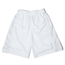 プラクティスパンツ ホワイトリーフ SMP180110 | 正規品 SPALDING スポルディング バスケットボール バスケ NBA ウェア 練習着 パンツ メンズ レディース 男性 女性 ユニセックス 男女兼用