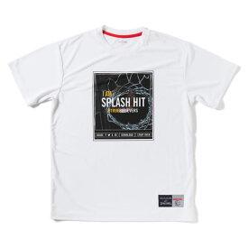 Tシャツ ニックネーム SMT171010 | 正規品 SPALDING スポルディング バスケットボール バスケ NBA ウェア 練習着 半袖 シャツ メンズ レディース 男性 女性 ユニセックス 男女兼用