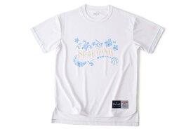 レディース Tシャツ ポリネシアン SMT190280 | 正規品 SPALDING スポルディング バスケットボール バスケ NBA ウェア 練習着 半袖 シャツ レディース 女性