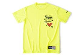 Tシャツ スーパーマン エンブレム SMT190530 | 正規品 SPALDING スポルディング バスケットボール バスケ NBA ウェア 練習着 半袖 シャツ メンズ レディース 男性 女性 ユニセックス 男女兼用