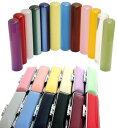 ■【印鑑・はんこセット】12色から選べるケース付き/カラフル印鑑/認印・銀行印/10.5mmと12mmから選べます。/プレゼン…