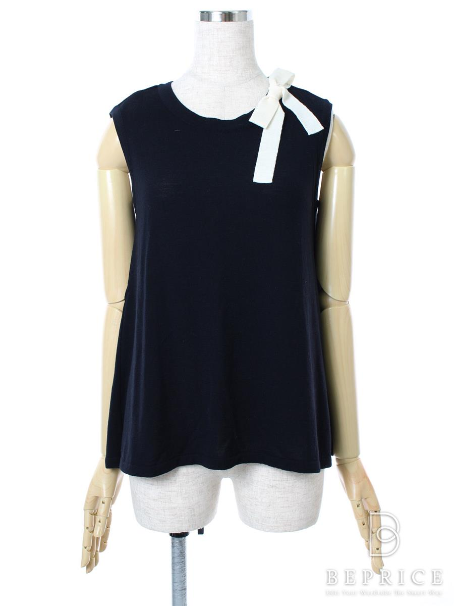 FOXEY BOUTIQUE フォクシー トップス Belle Flare【40】【Aランク】【中古】tn290611