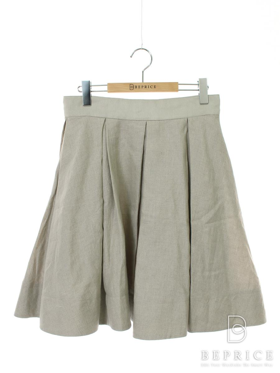 FOXEY BOUTIQUE フォクシー スカート A-Line Pleated Skir【42】【Aランク】【中古】tn290709