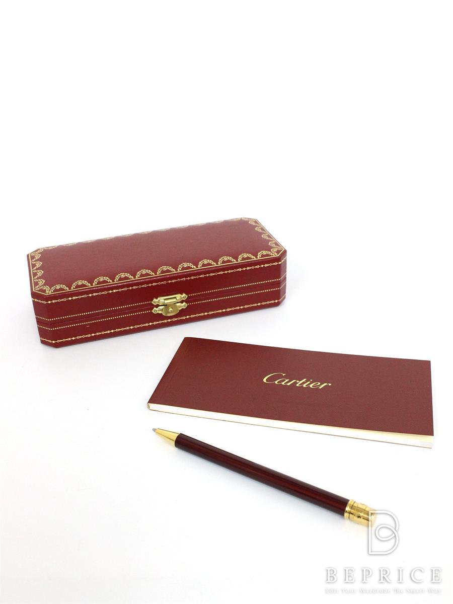 Cartier カルティエ ボールペン サントスドゥカルティエ【Aランク】【中古】tn290921t