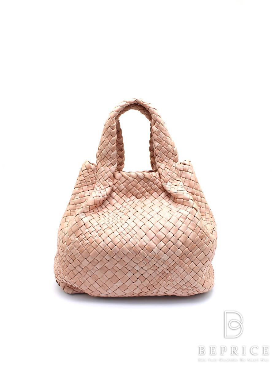 FALORNI ファロルニ ハンドバッグ イントレ【Bランク】【中古】tn291130t
