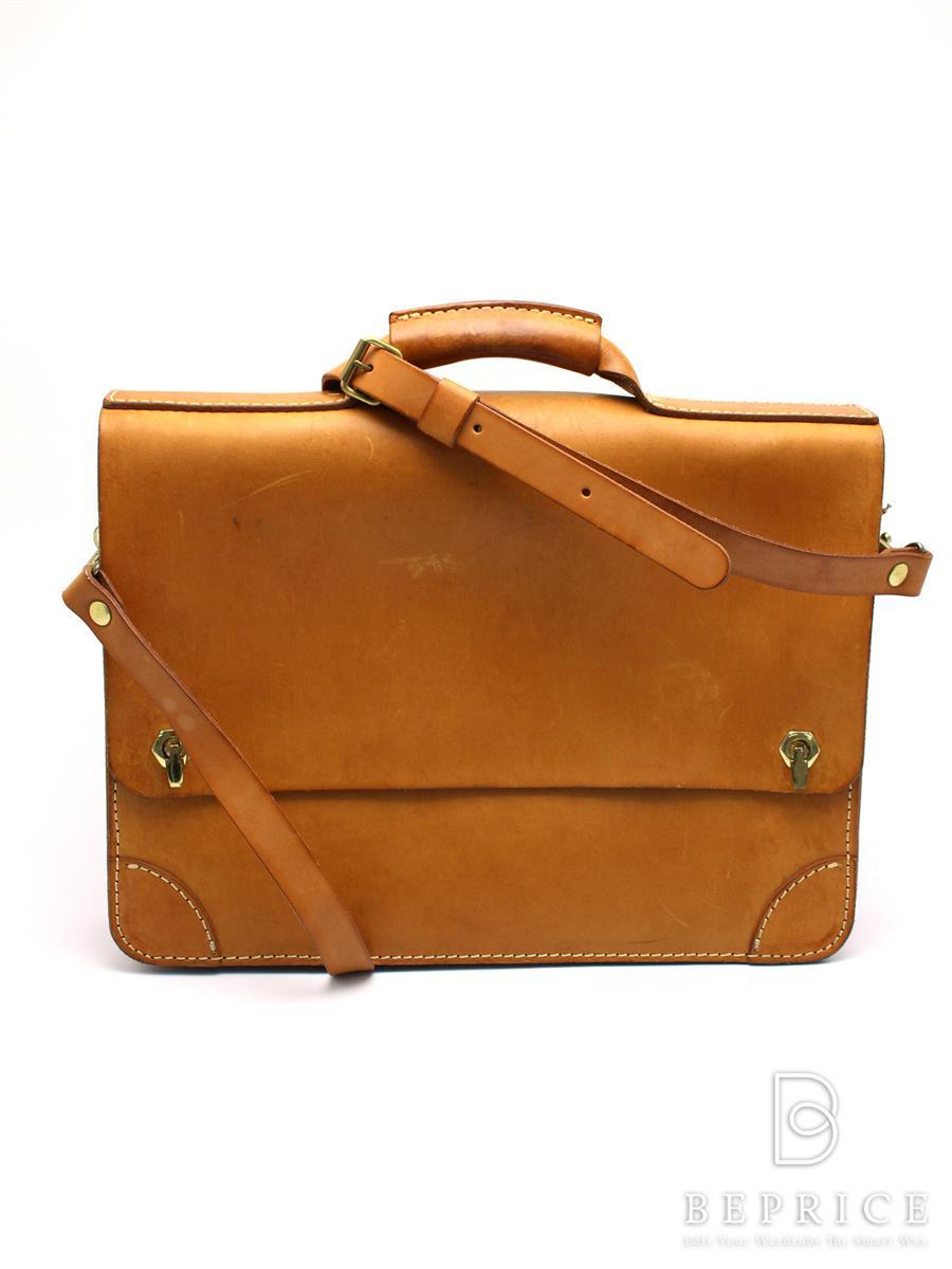 HERZ ヘルツ バッグ ブリーフケース ビジネスバッグ【Bランク】【中古】tn300412t