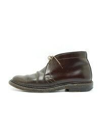 オールデン ブーツ チャッカブーツ 1339 コードバン 7【Bランク】【中古】tn190124