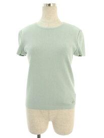 フォクシーニューヨーク Tシャツ カットソー Lady Cool 半袖 38【Bランク】【中古】tn190711