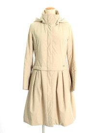フォクシーニューヨーク コート 26697 RAINY LONG&SHORT COAT 40【Bランク】【中古】tn190718